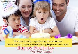 Share your joy with friends and family using these beautiful 1st happy birthday wishes for son. Happy Birthday Quotes For Son Daughter B Day Wishes From Happy Birthday Quotes Birthday Quotes Wishes For Daughter