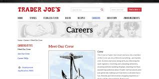 Trader Joes Application Careers Jobs Available And More