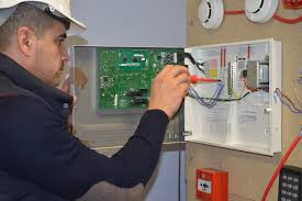 fire alarm installation course in london circuit diagram for fire alarm control panel at Industrial Fire Alarm Wiring