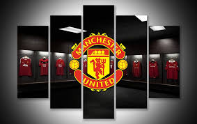 manchester united on manchester united wall art with manchester united wall art canvas prints geek paintings