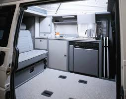 camper van research sustainable housing microtopia volks wagon eurovan camper kitchen