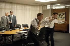 roger sterling office. john slattery as roger sterling, jon hamm don draper, jared harris lane sterling office