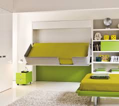 Modern Ideas Small Room Bunk Beds Perfect Creativity Interior Collection  White Glass