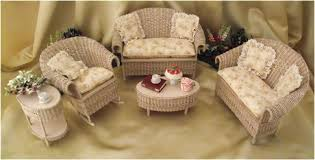 dollhouse outdoor furniture. Miniature Patio Furniture Dollhouse Home Design Ideas And Pictures Outdoor R