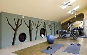 ... gallery Unique gym design