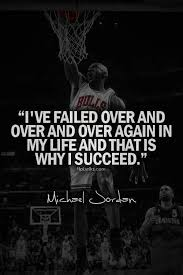 Great Michael Jordan quote | Inspirational posters and quotes ... via Relatably.com