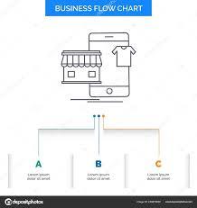 Flow Charts Online Shopping Garments Buy Online Shop Business Flow Chart Design