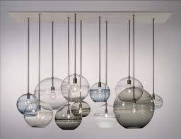hand blown lighting. 63 Most Charming Diferent Colored Clear Glass Pendant Lights Flow Blue Cabinet Grey White Wall Paint Hand Blown Lighting Lamp Great For Your With Ideas A