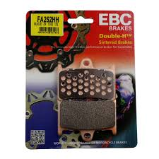 Details About Ebc Fa252hh Replacement Brake Pads For Front Yamaha Mt 09 Tracer 15 16