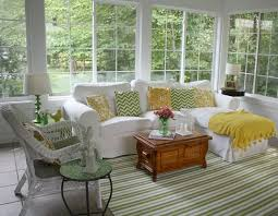 Sunroom furniture with fetching style for sun rooms design and decorating  ideas 4