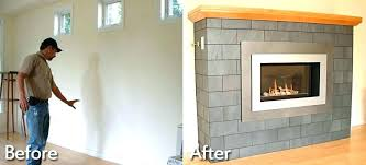add fireplace to home istllig gas value mobile does an outdoor