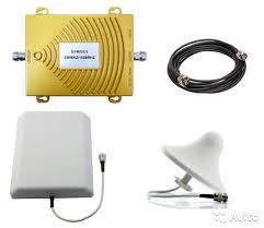<b>Готовый комплект усиления</b> сотовый 900мГц +1800мГц купить в ...