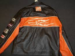 tony stewart leather jacket tony stewart leather jacket