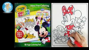 Crayola Giant Coloring Pages Mickey Mouse Clubhouse Color 18fresh