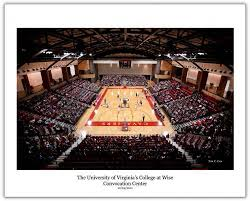 Seating Chart For Sporting Events Uva Wise
