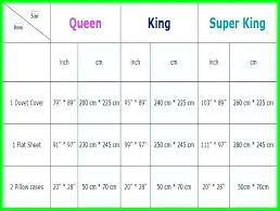 king size duvet measurements king size duvet dimensions what are the dimensions of a king size