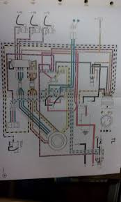 wiring diagrams just are not correct page 2 iboats boating the stator wires run to the buss bar and the tnt power runs to the bar be they are touching