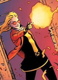 Boom Boom - Tabitha Smith (Earth-616) from New Mutants Dead Souls Vol 1 #2  | Comic art, Marvel, X men