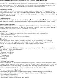 Telecom Resume Samples Sample Telecommunications Consultant Resume