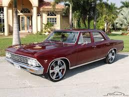1966 Chevrolet Malibu 4 Doors | Series Cars | Pinterest ...