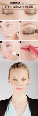 pretty interview makeup makeup artist gigi shaker shows you exactly how to create the perfect interview look that s pretty yet professional formalhealth