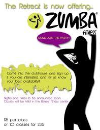 flyer advertisement for zumba classes indigo ivory custom flyer advertisement for zumba classes