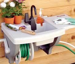 decoration outdoor kitchen sink station enchanting white