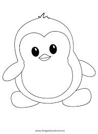 Pinguino Disegno Per Bambini Da Colorare Inspirational Disegni Da