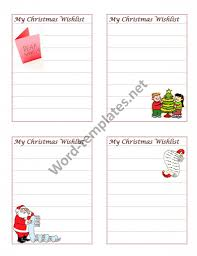 christmas wish list templates archives ms word templates christmas wish list