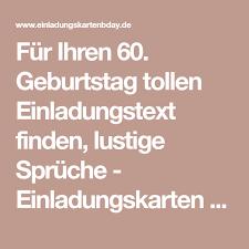 Witzige Sprüche 60 Geburtstag Mann Ribhot V2