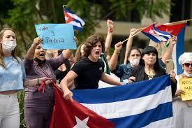 Latin America's response to Cuba ...