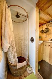 Best 25+ Tiny house shower ideas on Pinterest | Luxury tiny home, Tiny  house bathtub and Converted school bus