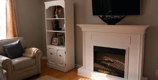 lexington electric fireplace mantel surround building custom