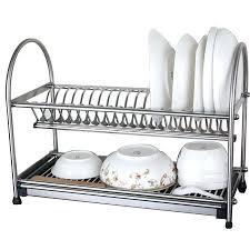 dish drying racks rack uk wall mounted india countertop