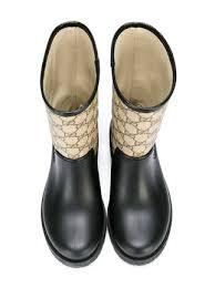 gucci for kids. gucci kids supreme rain boots for