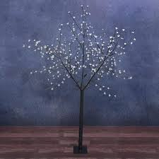 led cherry blossom tree decorations cool white lights lamp accent light australia