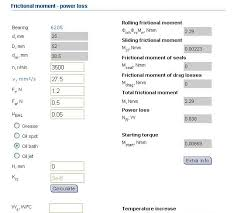 Skf Needle Bearing Size Chart New Skf Iec Offers Easy Online Calculations Evolution Online