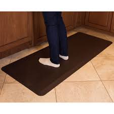 kitchen gel kitchen mats for comfort creating the memory foam kitchen floor mats