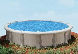 Salt water pool above ground 20 Foot Above Ground Pools From Royal Swimming Pools Loading Images Embassy Saltwater Royal Swimming Pools Embassy Saltwater Valencia By Hii Mfg Of Doughboy Above Ground