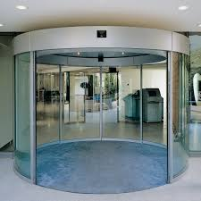 Decorating circular door images : DORMA BST | Curved Sliding Doors