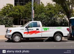 Uhaul Truck S U Haul Rental Pickup Truck Usa Stock Photo Royalty Free Image