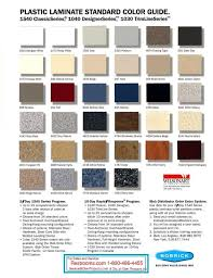 Bobrick Phenolic Color Chart Catalog And Articles Bobrick Toilet Partition Catalogs
