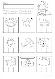 Worksheets Kindergarten Free Winter Literacy Worksheet For No Prep ...