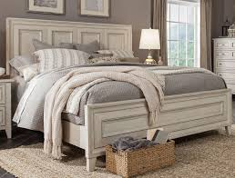 white king bedroom sets. White Casual Traditional King Size Bed - Raelynn Bedroom Sets