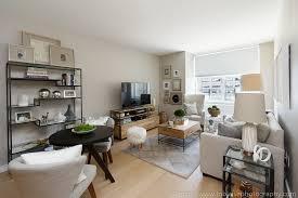 Amazing ... 1 Bedroom Apartments In New York City Manhattan Apartment Living Room  ...