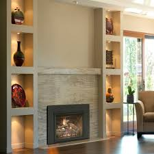 cjs hearth and home direct vent realfyre gas fireplace insert 36 2 385 00