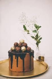 Small Sweet 10 Gorgeous One Tier Wedding Cakes Onefabdaycom