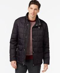 Cole Haan Quilted Jacket - Coats & Jackets - Men - Macy's & Cole Haan Quilted Jacket Adamdwight.com