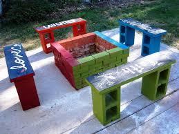 cinderblock furniture. Diy Cinder Block Outdoor Furniture Loversiq DIY Bed Cinderblock R