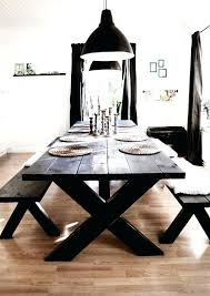 picnic style dining table plans indoor tables
